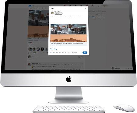 Buying LinkedIn Post Shares